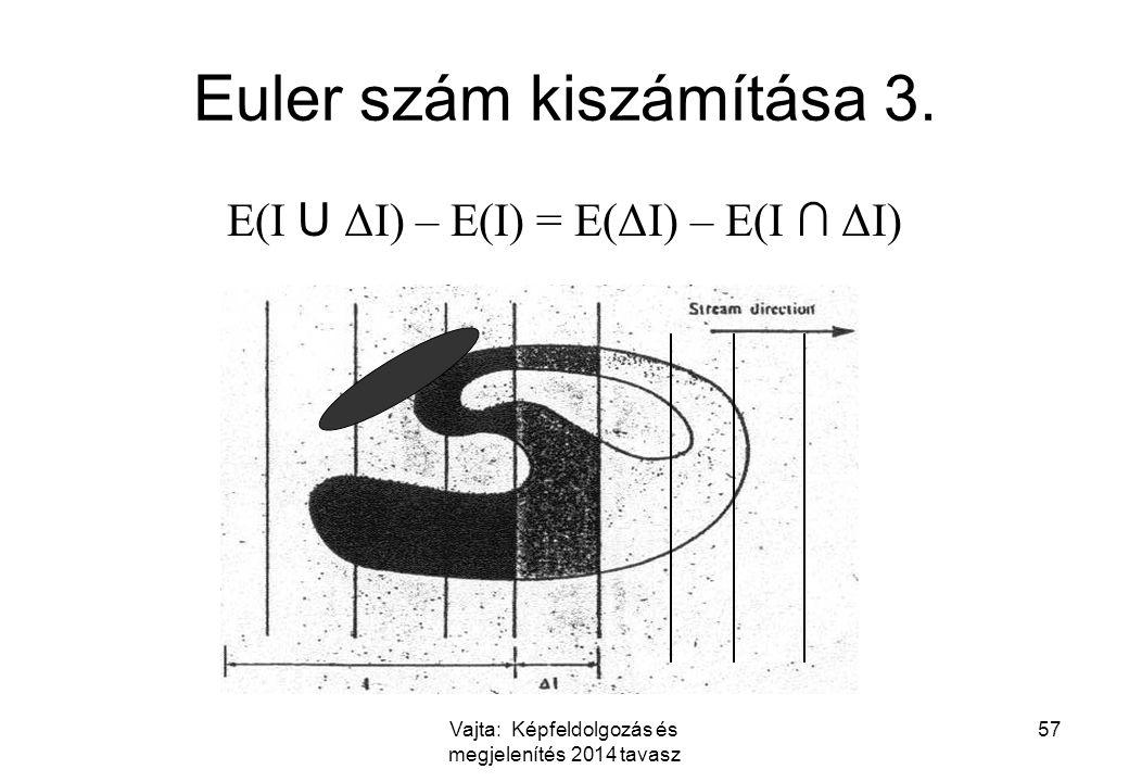 Euler szám kiszámítása 3.