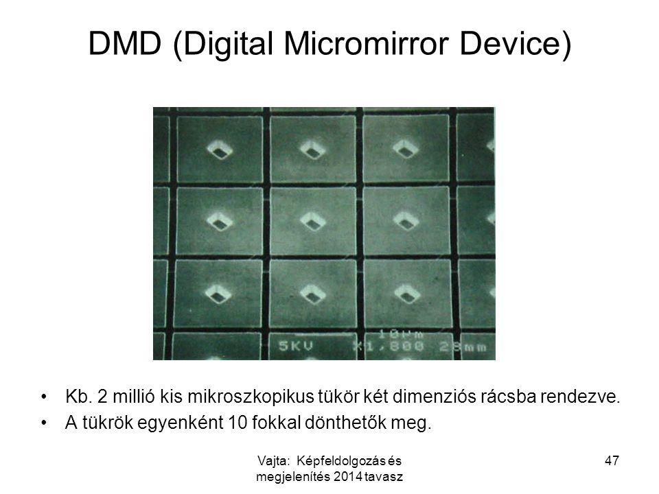 DMD (Digital Micromirror Device)