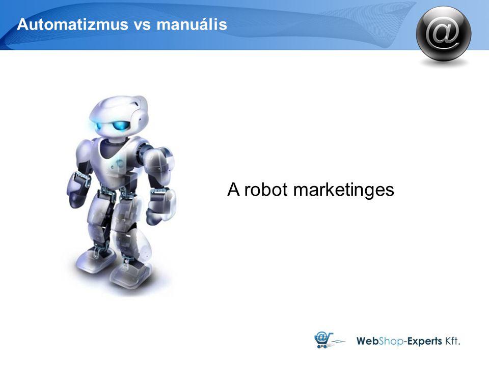 Automatizmus vs manuális