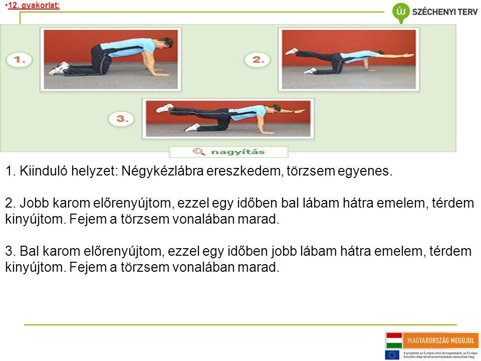 12. gyakorlat: