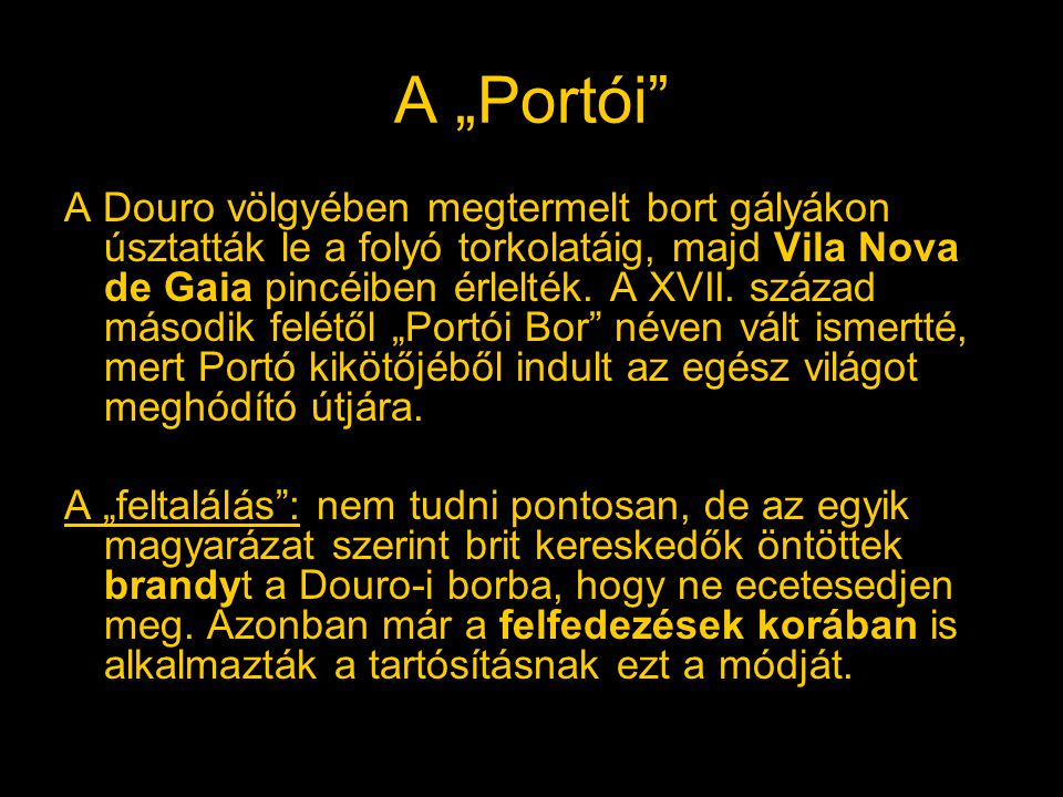 """A """"Portói"""