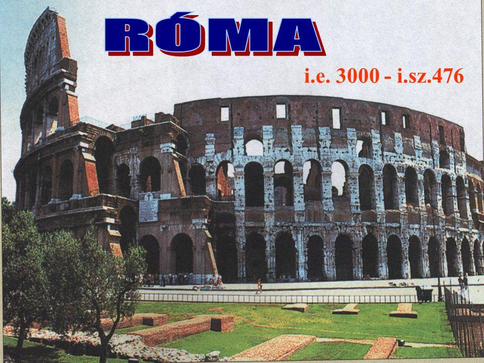 RÓMA i.e. 3000 - i.sz.476