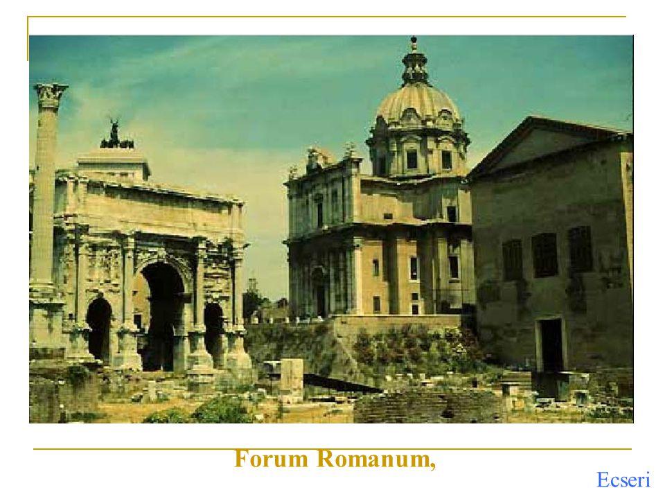 Forum Romanum,