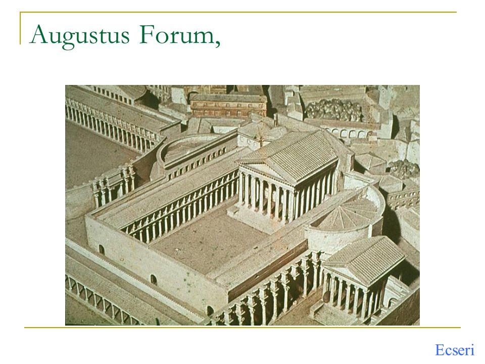 Augustus Forum,