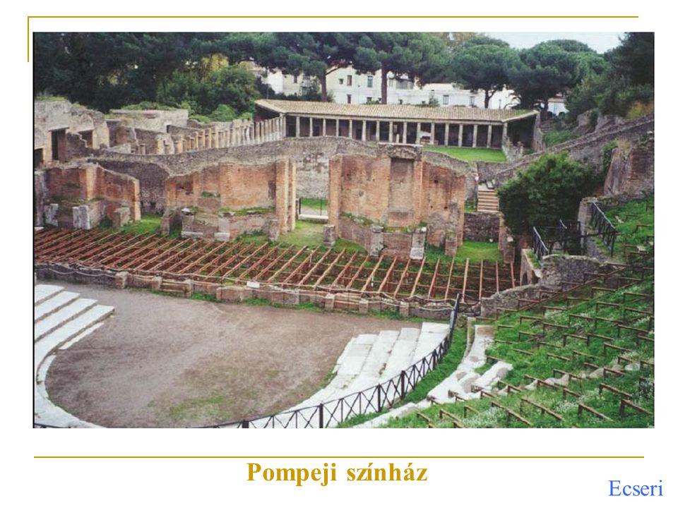 Pompeji színház
