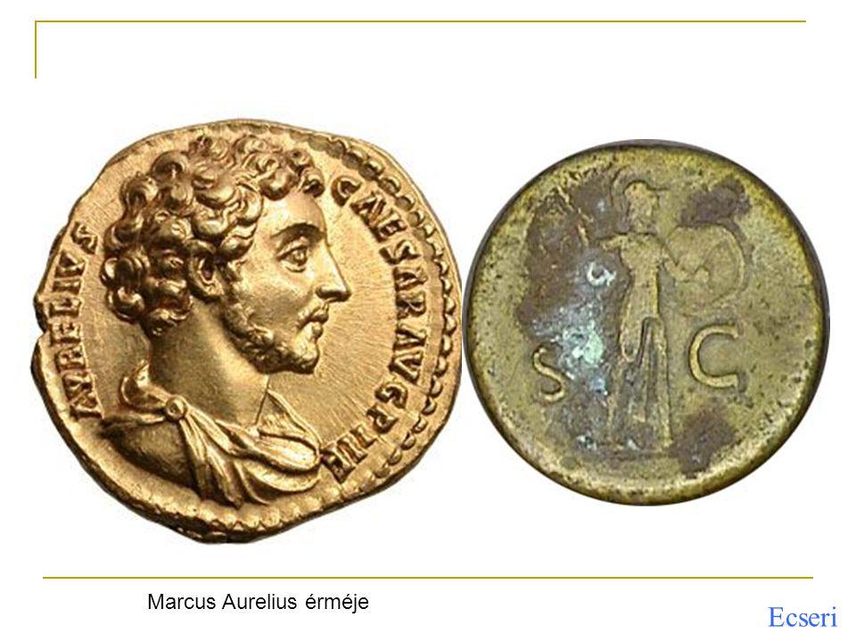Marcus Aurelius érméje