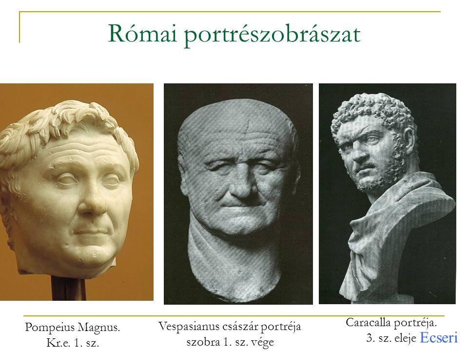 Római portrészobrászat