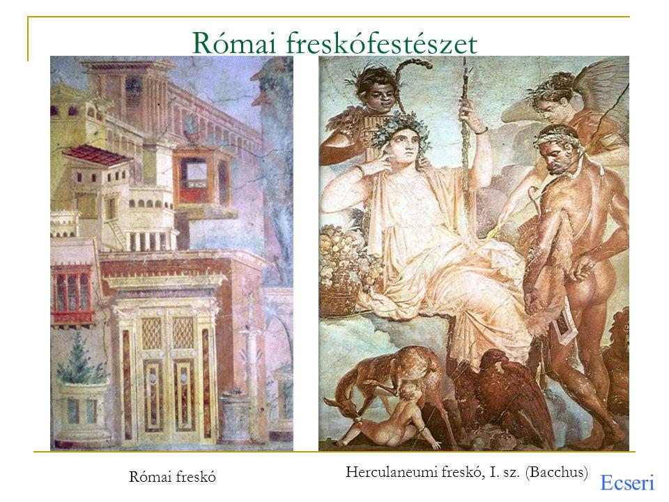 Római freskófestészet