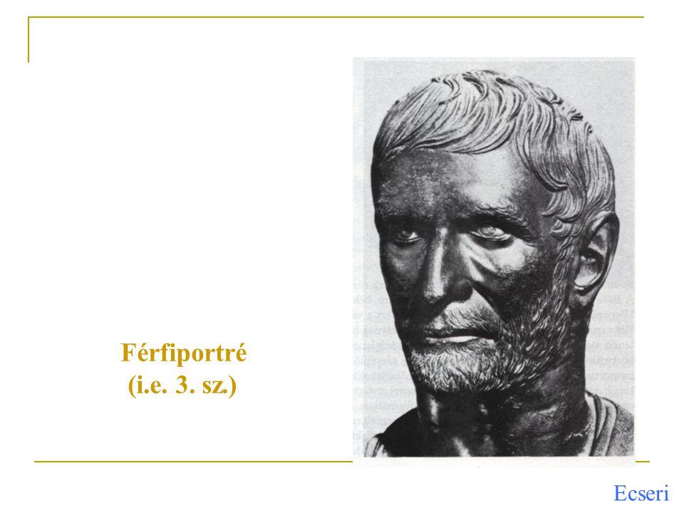Férfiportré (i.e. 3. sz.)