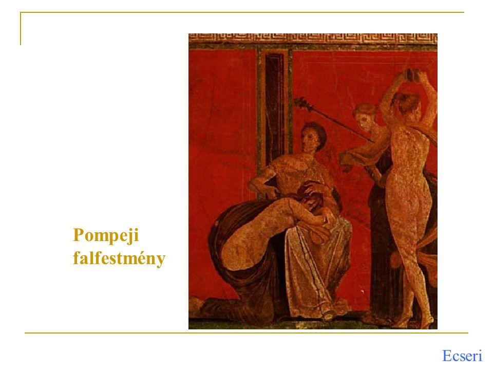 Pompeji falfestmény