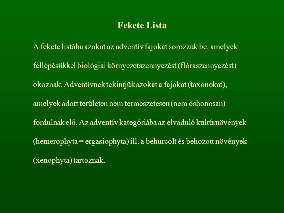 Fekete Lista