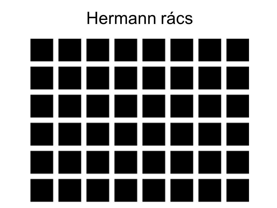 Hermann rács Mi az ami feltűnik