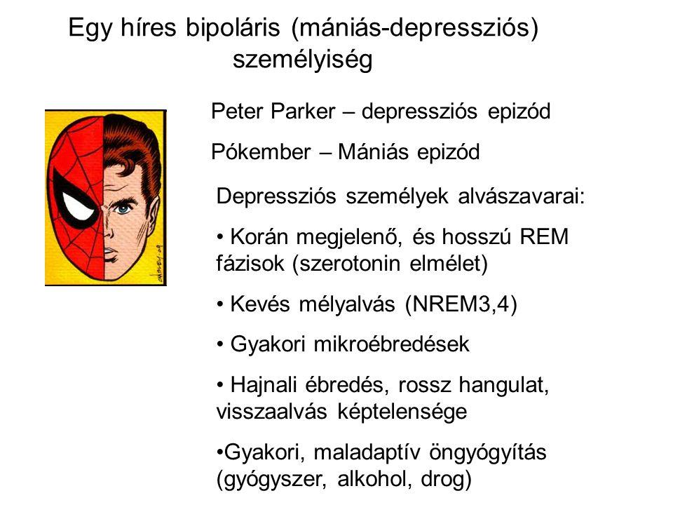 Egy híres bipoláris (mániás-depressziós) személyiség