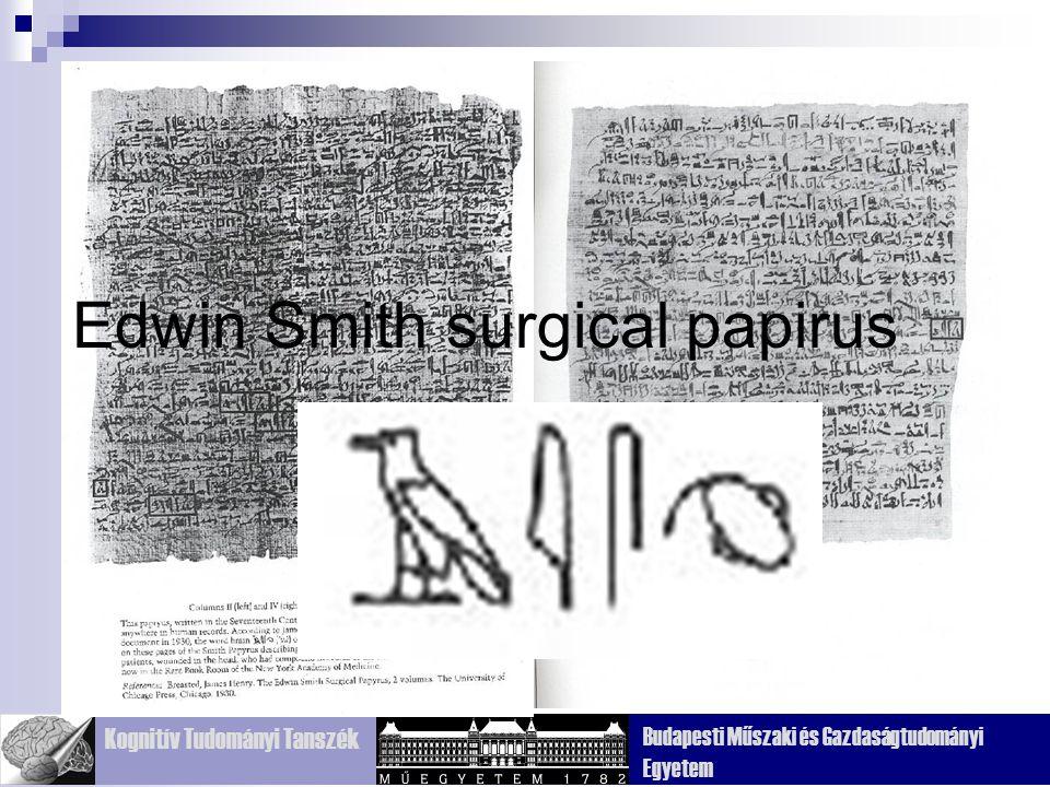 Edwin Smith surgical papirus