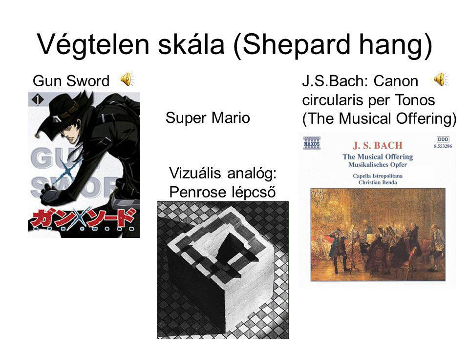 Végtelen skála (Shepard hang)