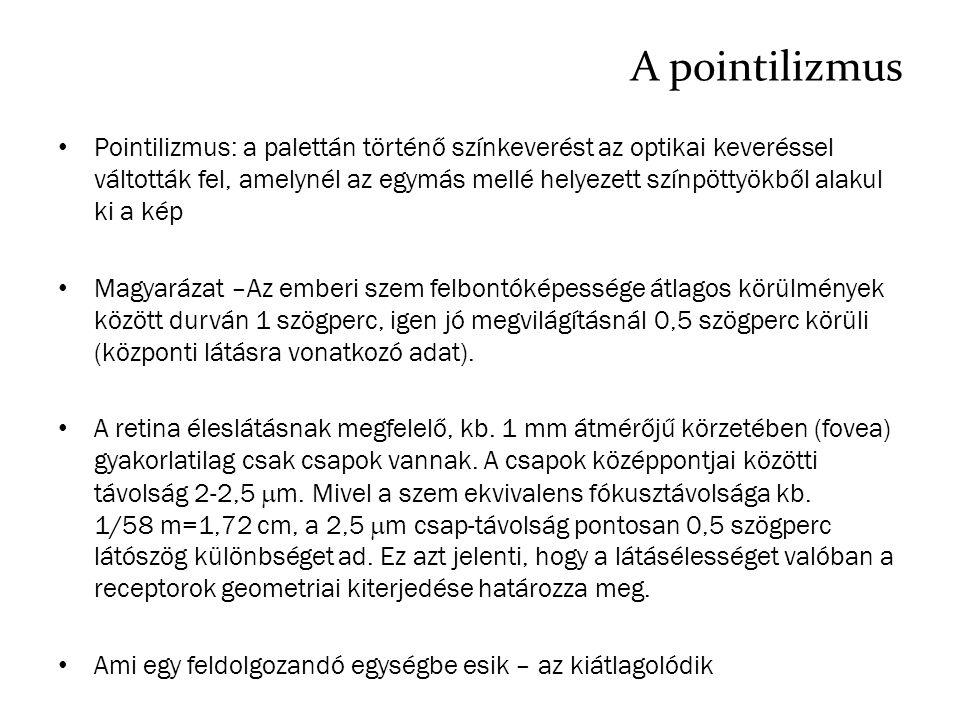A pointilizmus