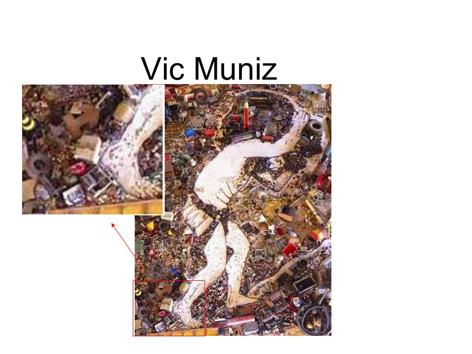 Vic Muniz