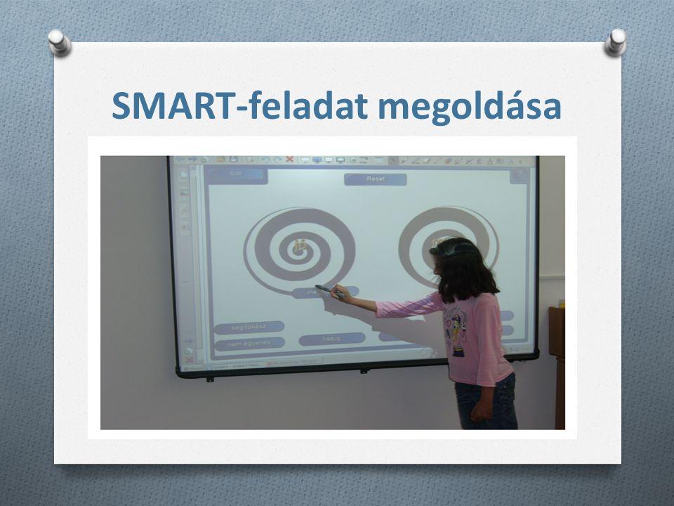 SMART-feladat megoldása