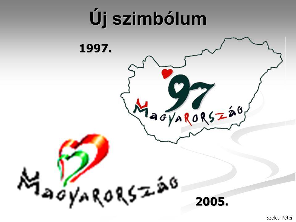 Új szimbólum 1997. 2005.