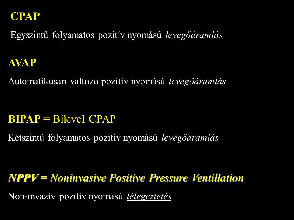 NPPV = Noninvasive Positive Pressure Ventillation