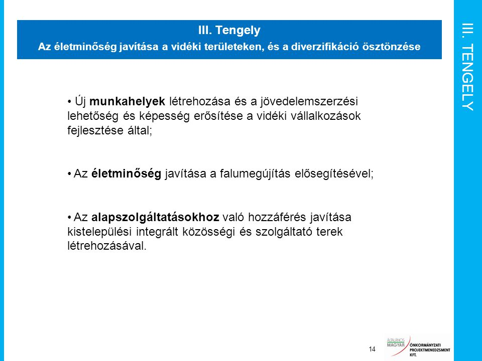 III. TENGELY III. Tengely