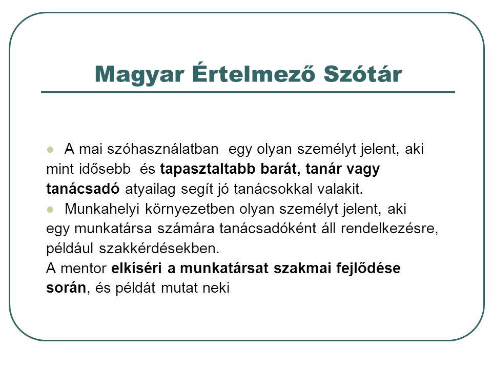 Magyar Értelmező Szótár