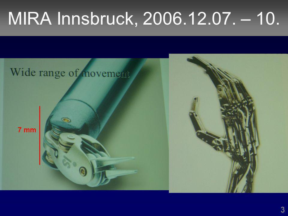 MIRA Innsbruck, 2006.12.07. – 10. 7 mm 3