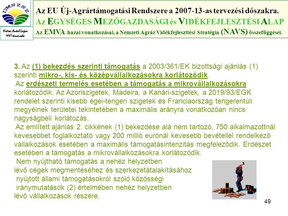 Hetesi Antal Lajos NVT-tanácsdó