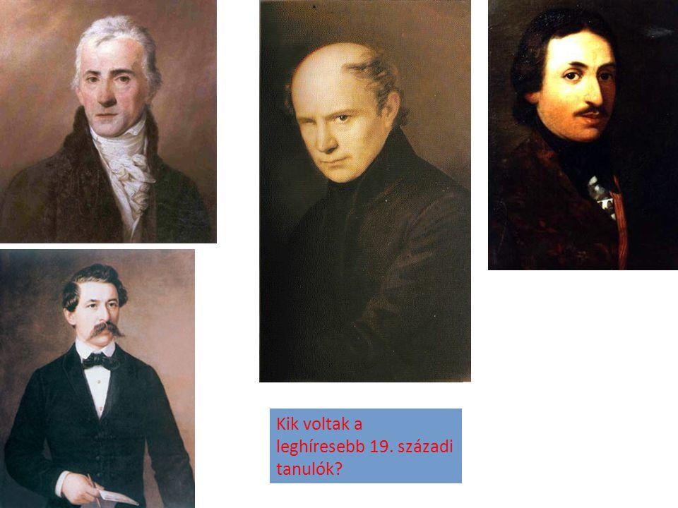 Kik voltak a leghíresebb 19. századi tanulók