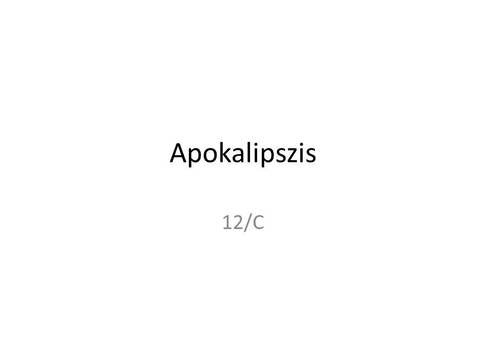 Apokalipszis 12/C