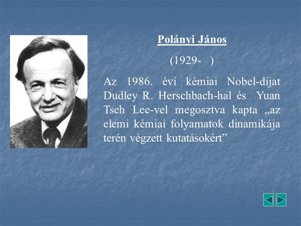 Polányi János (1929- )