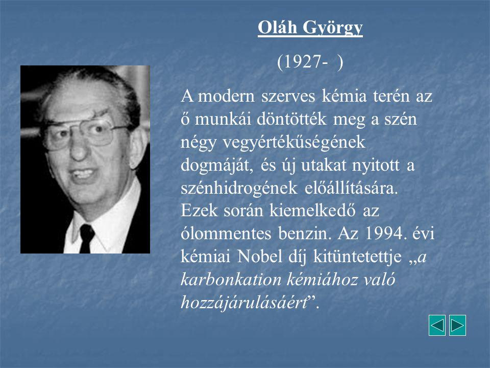 Oláh György (1927- )