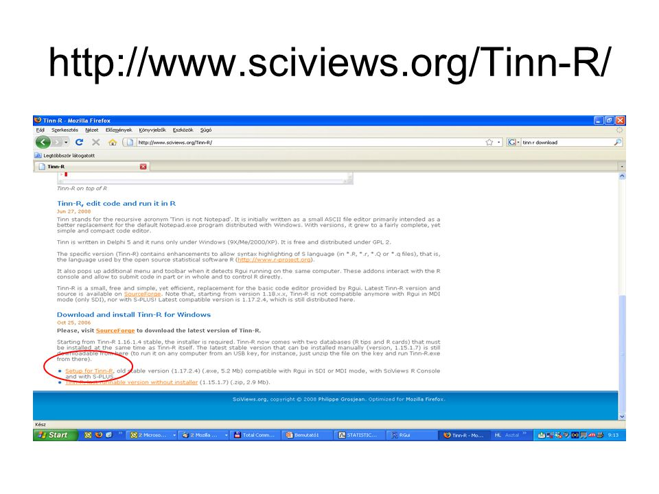 http://www.sciviews.org/Tinn-R/