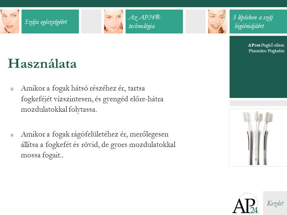 AP24® Fogkő elleni Fluoridos Fogkrém