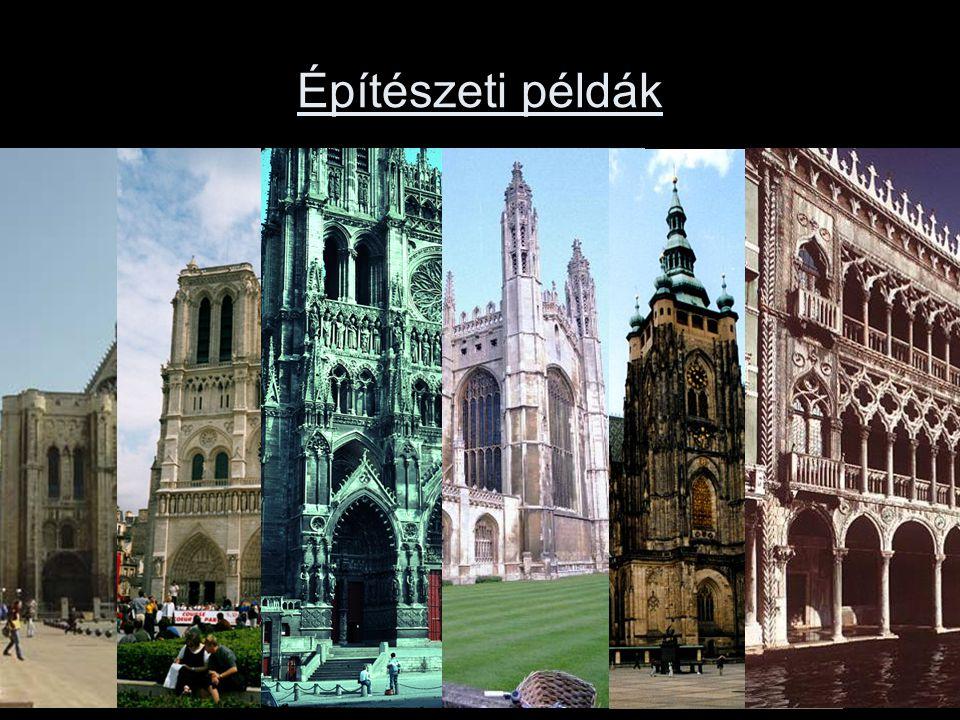Építészeti példák