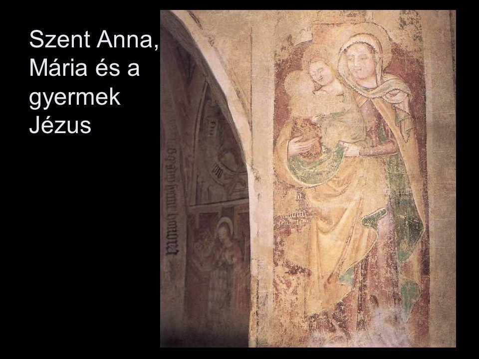 Szent Anna, Mária és a gyermek Jézus