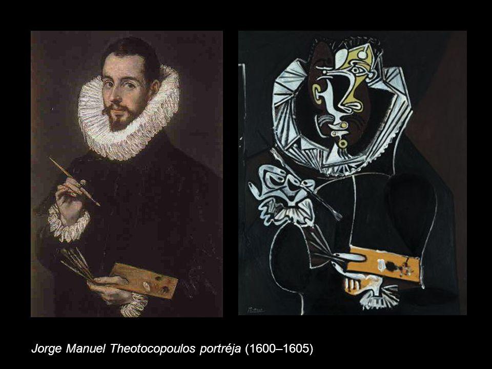 Jorge Manuel Theotocopoulos portréja (1600–1605)