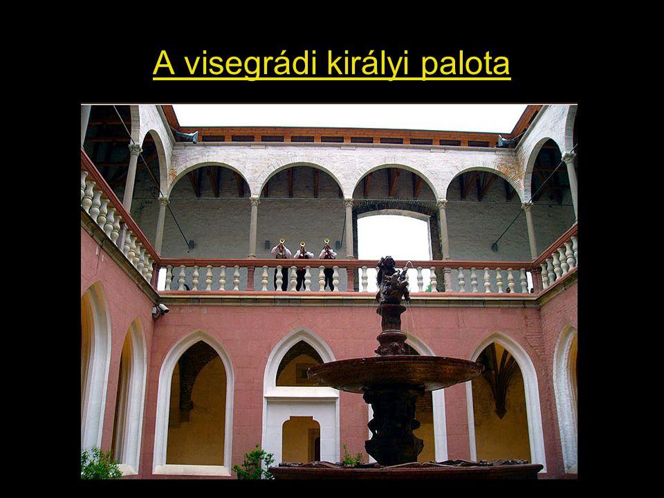 A visegrádi királyi palota