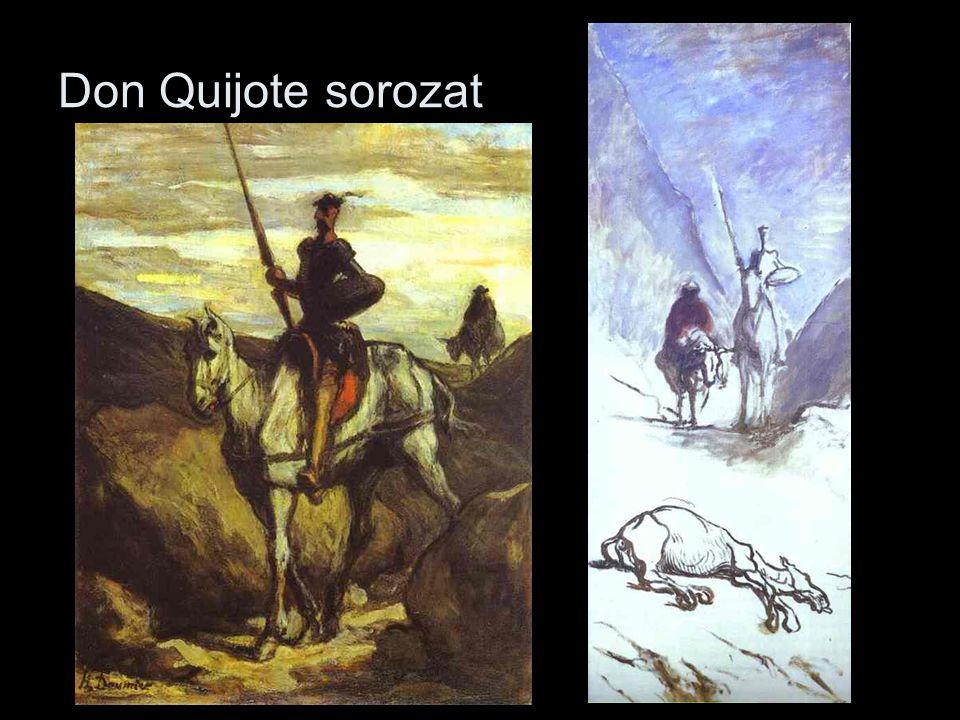 Don Quijote sorozat