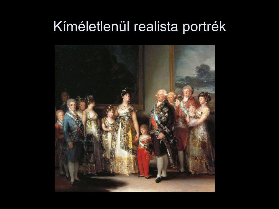 Kíméletlenül realista portrék