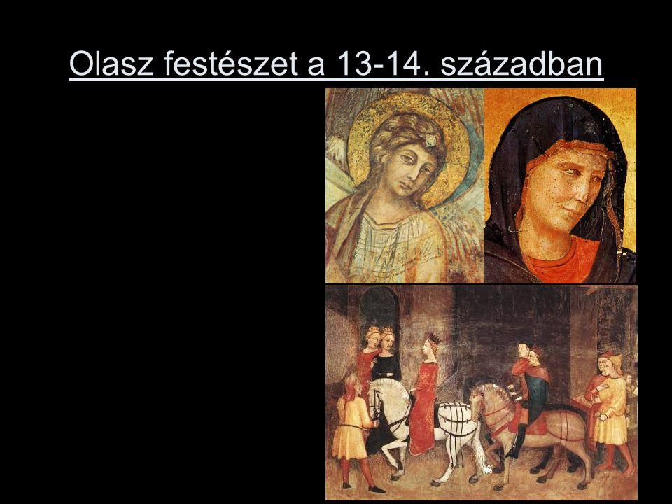 Olasz festészet a 13-14. században