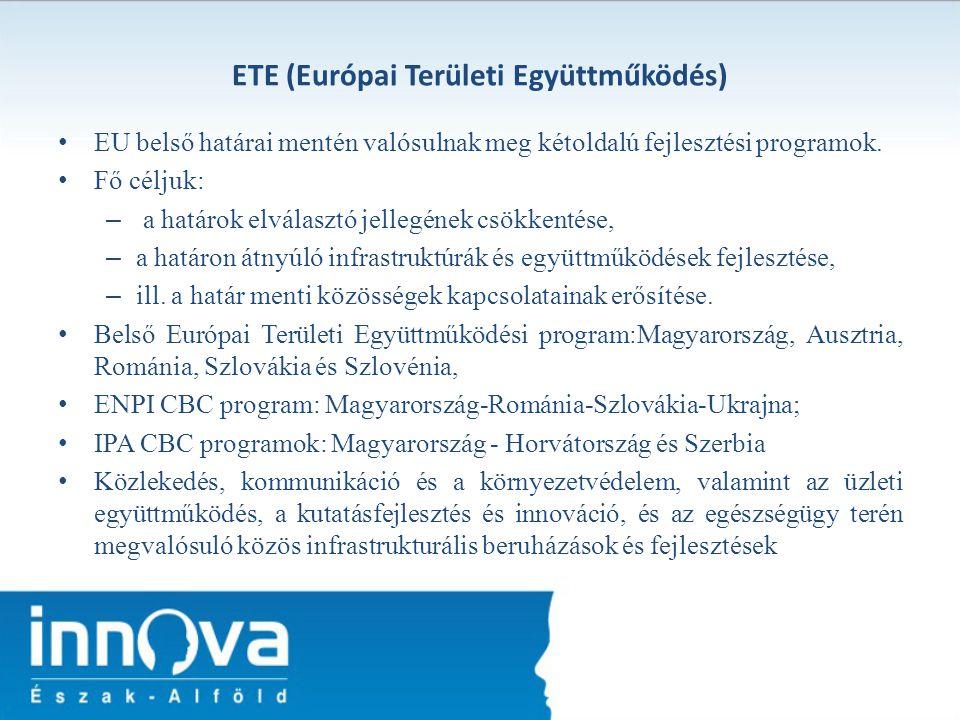 ETE (Európai Területi Együttműködés)