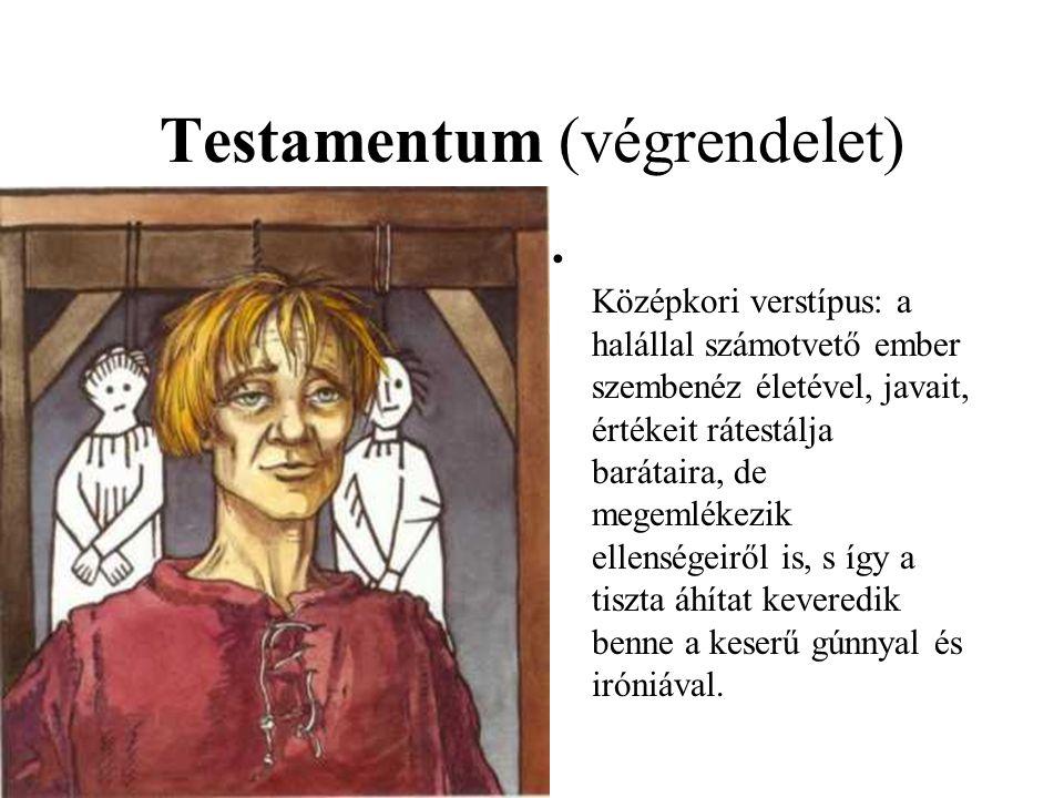 Testamentum (végrendelet)