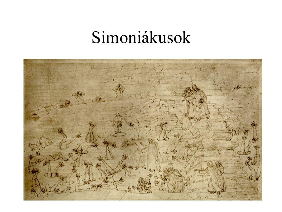 Simoniákusok
