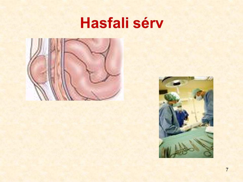 Hasfali sérv