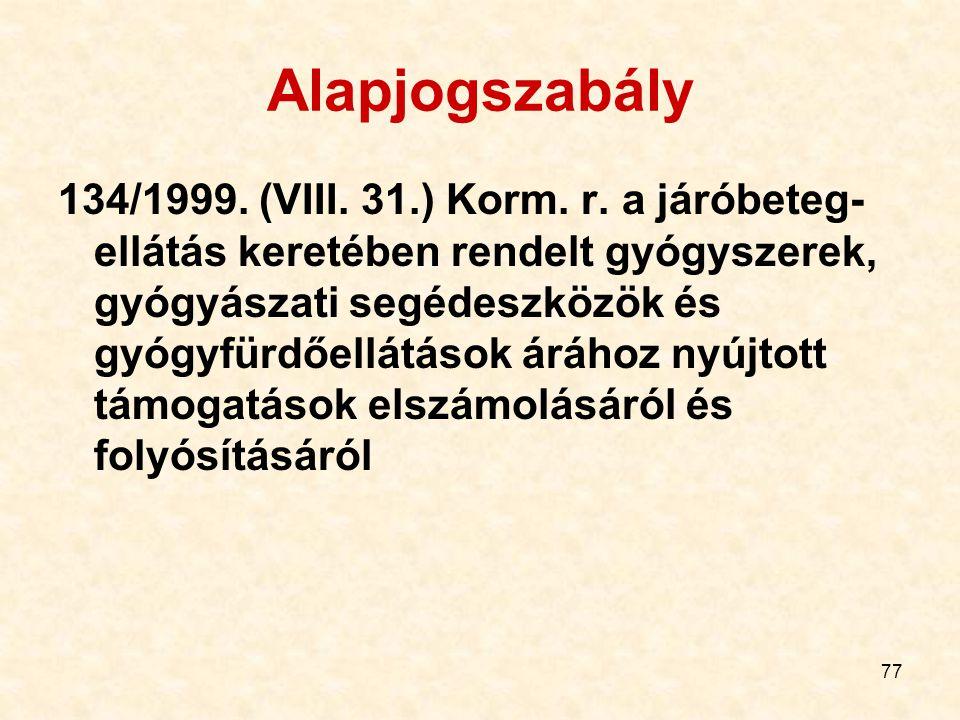 Alapjogszabály