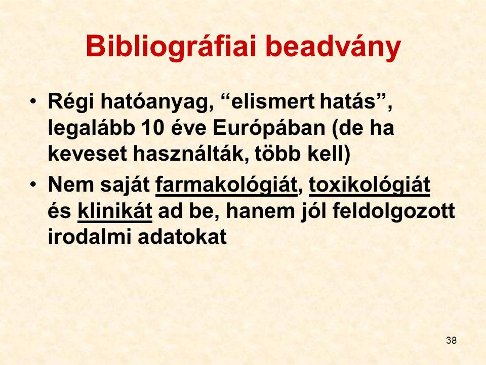 Bibliográfiai beadvány