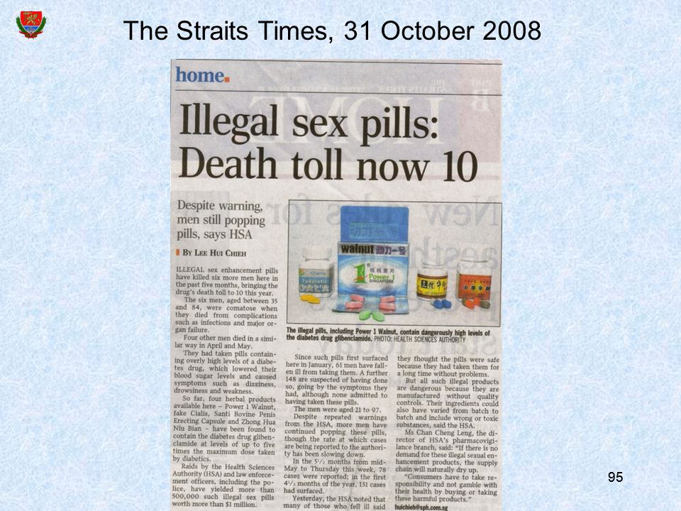 The Straits Times, 31 October 2008