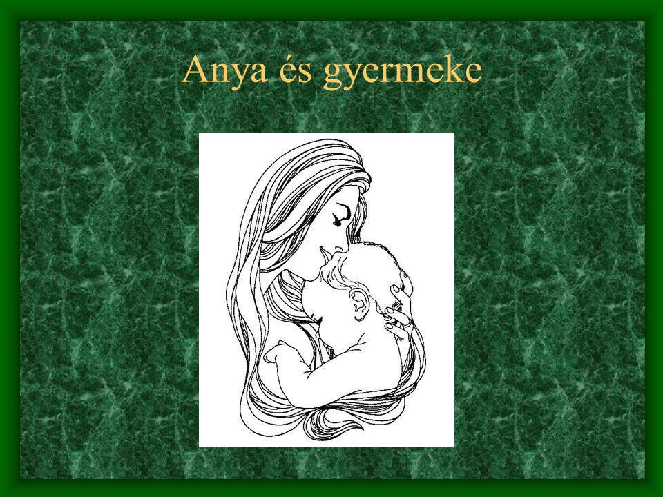 Anya és gyermeke