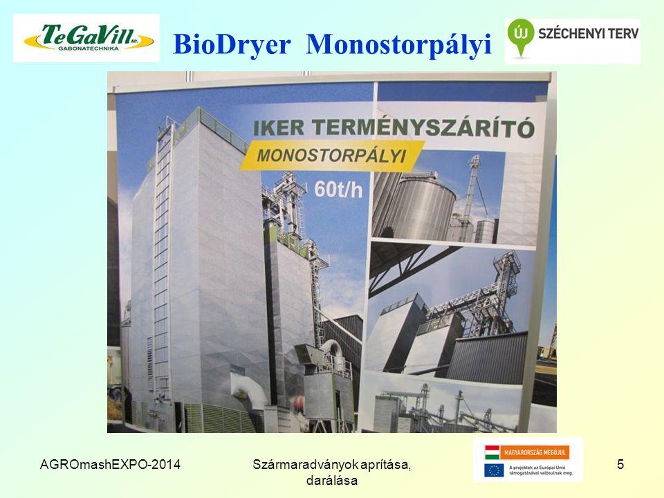 BioDryer Monostorpályi